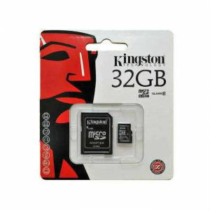 Kingston 32 GB Micro SD Class 10 Haf�za Kart�