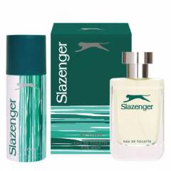Slazenger Action EDT 100 ML Erkek Parf�m�+deodor