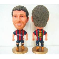 LIONEL MESSI BARCELONA FUTBOLCU ACT�ON F�GURE