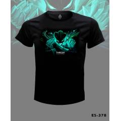 League of Legends Thresh Tshirt �CRETS�Z KARGO