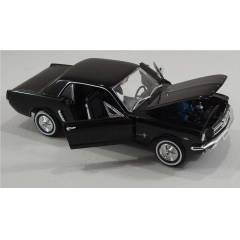 1:24 WELLY 1964 FORD MUSTANG COUPE KARGO BEDAVA