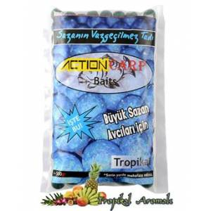 Captain Boili Action Carp 500 gr 16 mm Tropikal