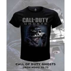 Call of Duty Ghosts Tshirt �CRETS�Z KARGO