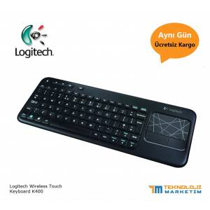 Logitech K400 Smart TV Kablosuz Wireless Klavye