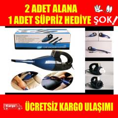 ARA� ��� S�P�RGE 12V ( 60W ) CAR VACUUM CLEANER