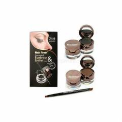 KISS BEAUTY 4 L� KA� FARI+JEL EYELINER SET