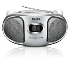 PHILIPS AZ127 PORTAT�F M�Z�K SET�