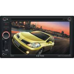 XETEC DM 4401 2 DIN DVD Player