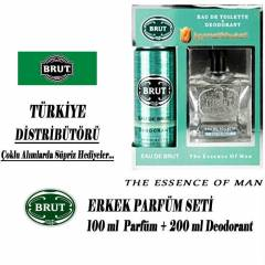 Br�t The Essence Parf�m Seti 100ml Edt+200ml Deo
