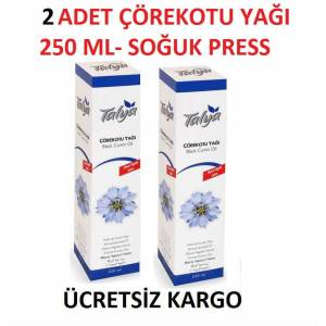 2 ADET ��REK OTU YA�I 500 ML SO�UK PRESS SIKIM