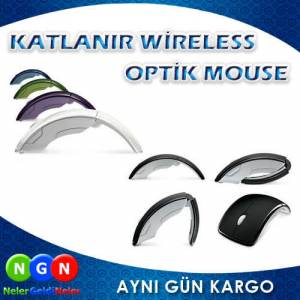 Usb Optik Wireless 10 Mt. Kablosuz Mause Mouse