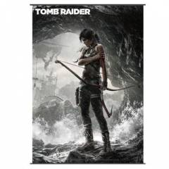 Tomb Raider Wall Scroll Vol. 2 Rulo Duvar Afi�i