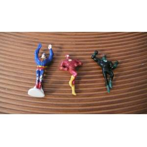 Kinder DC Justice League 2010 3 adet karakter