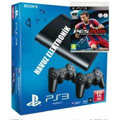 Sony PS3 12 GB 3D PAL -Super Slim Te�hir �r�n�
