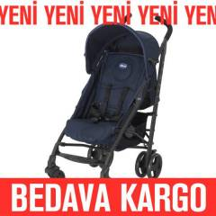 Chicco Lite Way BastonPuset Bebek Arabas� Blue