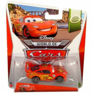 Disney Cars World Grand Prix �im�ek McQueen