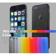 Apple iPhone 6 K�l�f 0.2 mm Ultra �nce Kapak