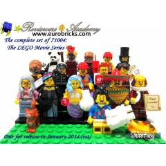 LEGO Movie Series Minifigures
