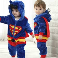 SUPERMAN KOST�M TULUM 3-4 YA�