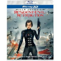 RESIDENT EVIL-RETRIBUTION-3D-(BLU-RAY) AMBALAJIN