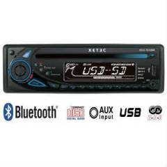 Xetec XCD7310BR   Bluetooth/Cd/Usb/Sd /Aux Tyep