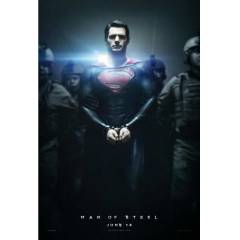 Man Of Steel Orjinal �ift Tarafl� afi�