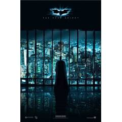 The dark knight Orj. �er�eveli �ift Tarafl� afi�