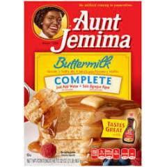 Aunt Jemima Buttermilk Pancake and Waffle Mix