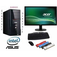 �NTEL i3 3220+20''LED+4 GB RAM+2GB E,KRT+500 GB