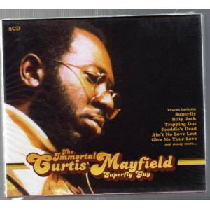 The Immortal Curtis Mayfield Superfly Guy 2CD *