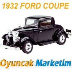 MOTORMAX 1:24 MODEL ARABA 1932 FORD COUPE