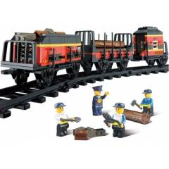 SLUBAN LEGO MODEL 255 PAR�A CARGO BULLET TRAIN