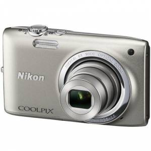 Nikon Coolpix S2700 16 MP 6X Optik 2.7