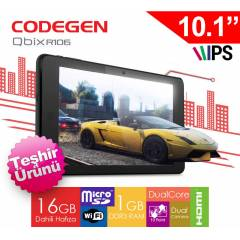 Codegen Qbix R106 1GB IPS Tablet PC Te�hir �R�N�