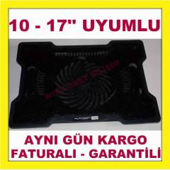 NOTEBOOK LAPTOP SO�UTUCU FAN 17'' UYUMLU B