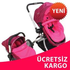 KRAFT TW�ST RLX TRAVEL SET PEMBE - 2014