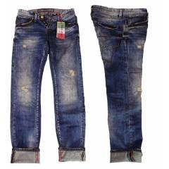 denim republic 4174-7103 urban fashion jean pant