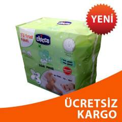 Chicco Islak Mendil Baby Moments 72 Li (2 PAKET)