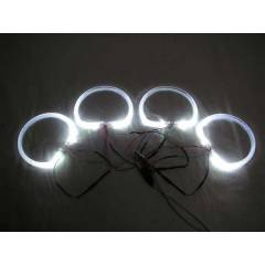 BMW E36 POWER LED L� ANGEL 4 L� SET BEYAZ RENK