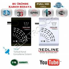 REDLİNE TS 80 FULL HD PLUS MEGA UYDU ALICI