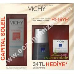 Vichy Capital Soleil SPF 50+ Creme Face Tinted (