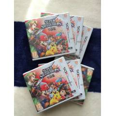 Nintendo 3DS Super Smash Bros PAL SOOKTAAAA