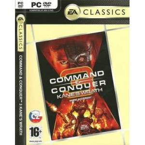 PC COMMAND CONQUER 3 KANES WRATH SIFIR
