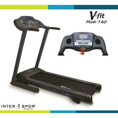 V-FIT 740 2HP, E�imli Ko�u Band� - 2Y�l Garanti