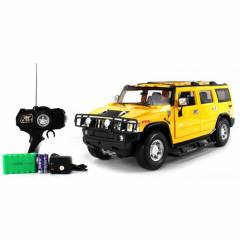 Hummer H2 SUV RTR 1:12 Electric RC Truck