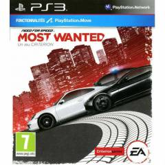 NEED FOR SPEED MOST WANTED PS3 OYUNU+�OOK F�YATA