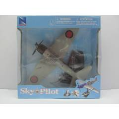 ZERO FIGHTER MODEL MAKET U�AK (STKY3061)