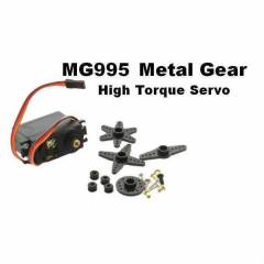 TowerPro MG995 Metal di�li Servo