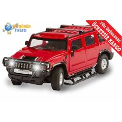 1:12 HUMMER MODEL CAR UZAKTAN KUMANDALI ARABA
