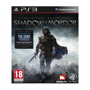PS3 MIDDLE-EARTH SHADOW OF MORDOR PS3 OYUN